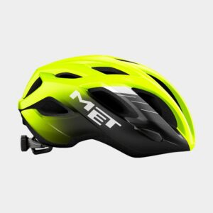 Cykelhjälm MET Idolo Safety Yellow Black/Glossy, X-Large (60 - 64 cm)