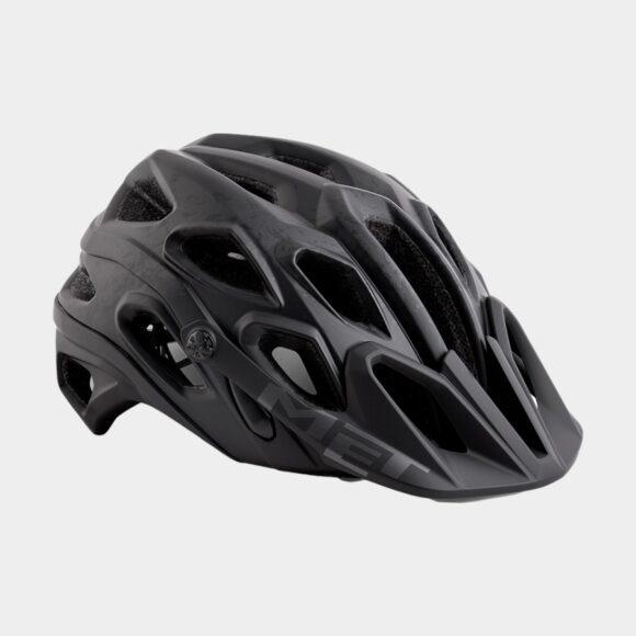 Cykelhjälm MET Lupo Black Texture/Matt, Large (59 - 62 cm)