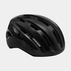 Cykelhjälm MET Miles MIPS Black/Glossy, Medium / Large (58 - 61 cm)
