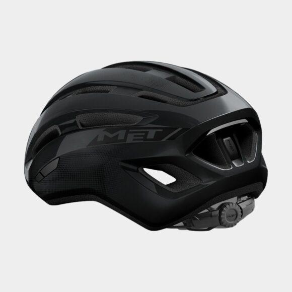 Cykelhjälm MET Miles MIPS Black/Glossy, Small / Medium (52 - 58 cm)
