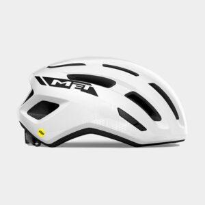 Cykelhjälm MET Miles MIPS White/Glossy, Medium / Large (58 - 61 cm)