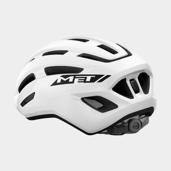 Cykelhjälm MET Miles MIPS White/Glossy, Small / Medium (52 - 58 cm)
