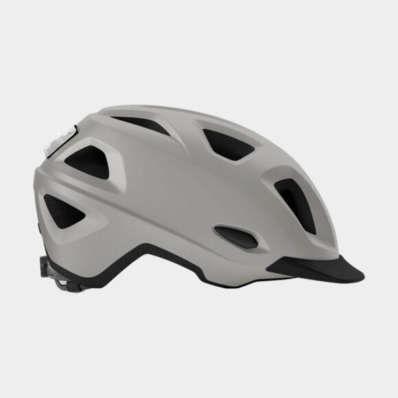 Cykelhjälm MET Mobilite Grey/Matt, Small / Medium (52 - 57 cm)