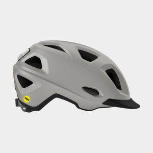 Cykelhjälm MET Mobilite MIPS Grey/Matt, Medium / Large (57 - 60 cm)