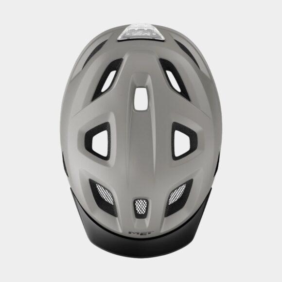 Cykelhjälm MET Mobilite MIPS Grey/Matt, Large / X-Large (60 - 64 cm)