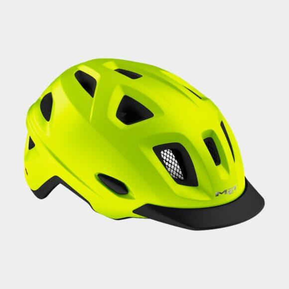 Cykelhjälm MET Mobilite MIPS Safety Yellow/Matt, Small / Medium (52 - 57 cm)