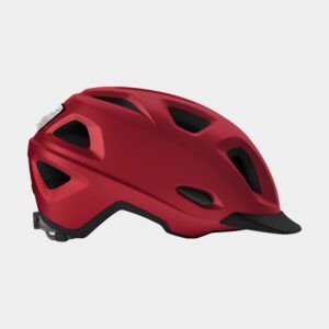 Cykelhjälm MET Mobilite Red/Matt, Medium / Large (57 - 60 cm)
