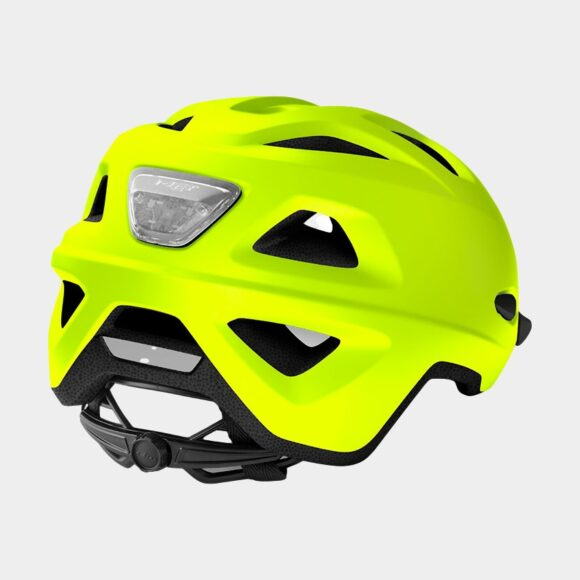 Cykelhjälm MET Mobilite Yellow/Matt, Small / Medium (52 - 57 cm)