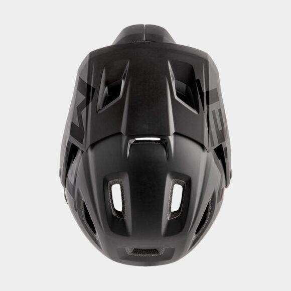 Cykelhjälm MET Parachute MCR MIPS Black/Matt, Large (58 - 61 cm)