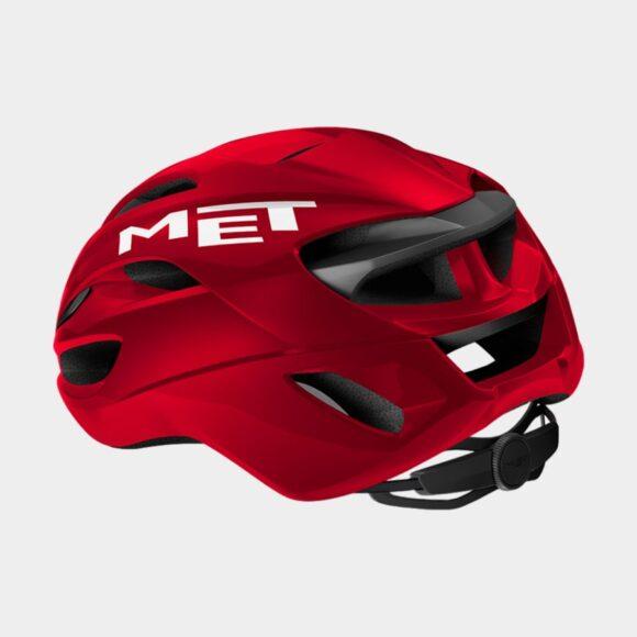 Cykelhjälm MET Rivale MIPS Red Metallic/Glossy, Small (52 - 56 cm)
