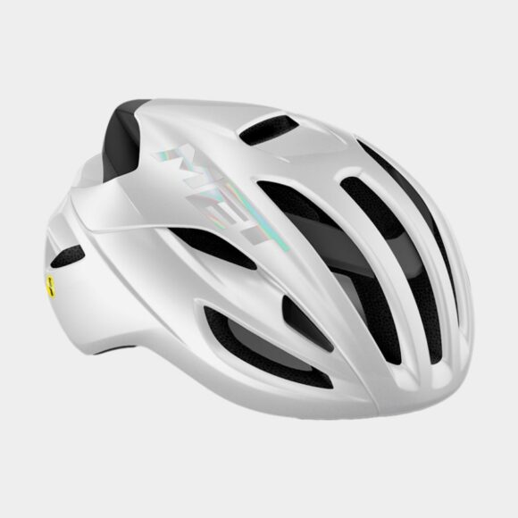 Cykelhjälm MET Rivale MIPS White/Glossy, Medium (56 - 58 cm)