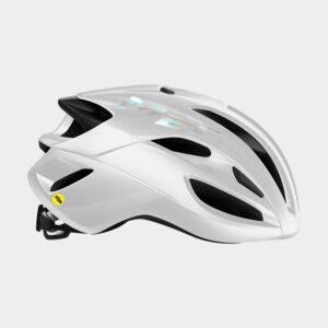 Cykelhjälm MET Rivale MIPS White/Glossy, Large (58 - 61 cm)
