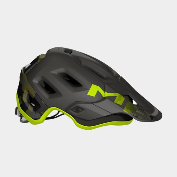 Cykelhjälm MET Roam MIPS Camo Lime Green/Matt, Medium (56 - 58 cm)