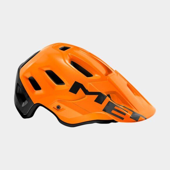 Cykelhjälm MET Roam MIPS Orange Black/Glossy Matt, Large (58 - 62 cm)