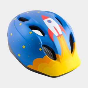 Cykelhjälm MET Terranova Grey Petrol Blue/Matt, Small (52 - 56 cm)