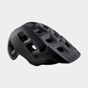 Cykelhjälm MET Terranova MIPS Black/Matt Glossy, Medium (56 - 58 cm)