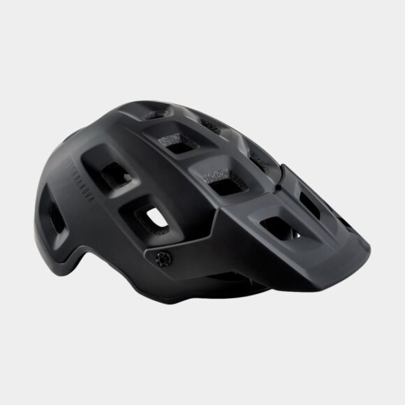 Cykelhjälm MET Terranova MIPS Black/Matt Glossy, Large (58 - 61 cm)