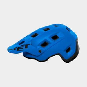 Cykelhjälm MET Terranova Nautical Blue/Matt, Large (58 - 61 cm)