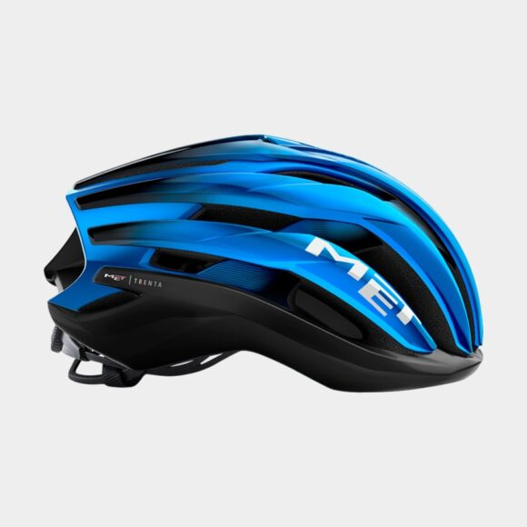 Cykelhjälm MET Trenta MIPS Black Blue Metallic/Matt Glossy, Medium (56 - 58 cm)
