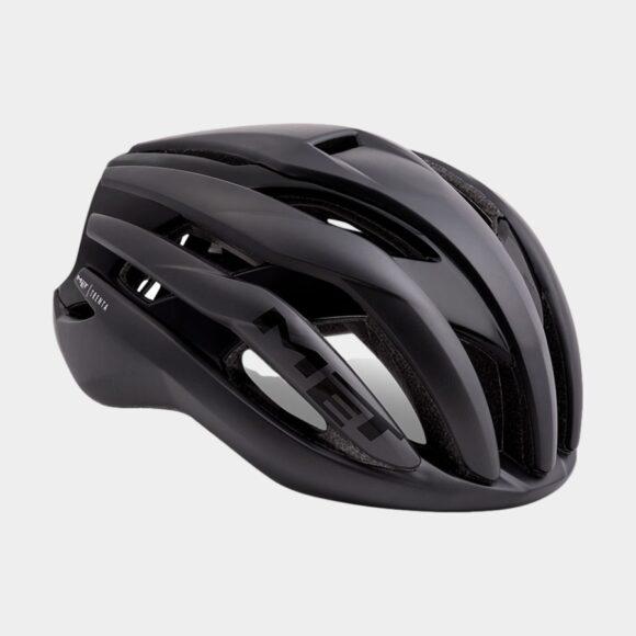 Cykelhjälm MET Trenta MIPS Black/Matt Glossy, Small (52 - 56 cm)
