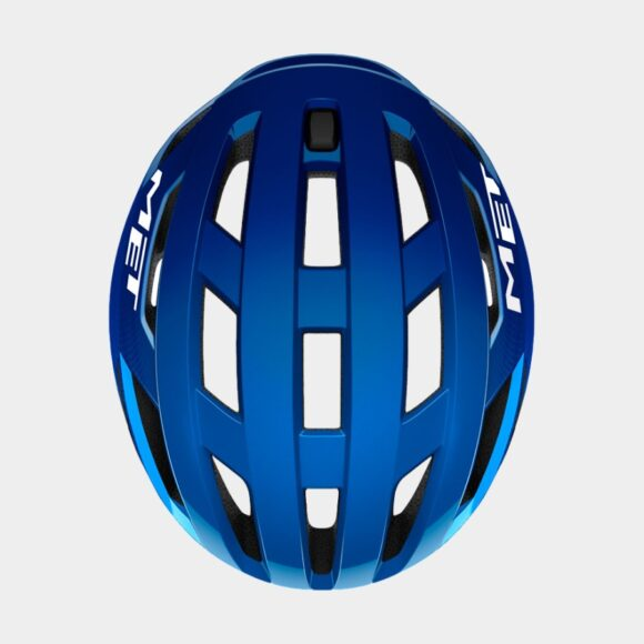 Cykelhjälm MET Vinci MIPS Blue Metallic/Glossy, Medium (56 - 58 cm)