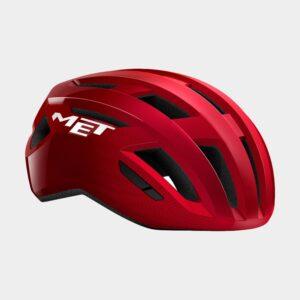 Cykelhjälm MET Vinci MIPS Black Red/Matt, Large (58 - 61 cm)