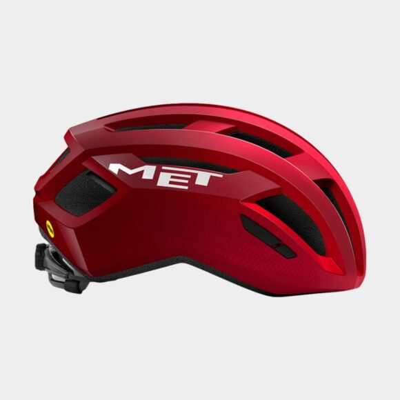 Cykelhjälm MET Vinci MIPS Red Metallic/Glossy, Large (58 - 61 cm)