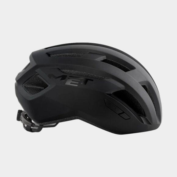 Cykelhjälm MET Vinci MIPS Shaded Black/Matt, Medium (56 - 58 cm)