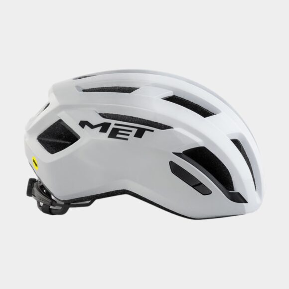 Cykelhjälm MET Vinci MIPS Shaded White/Glossy, Large (58 - 61 cm)