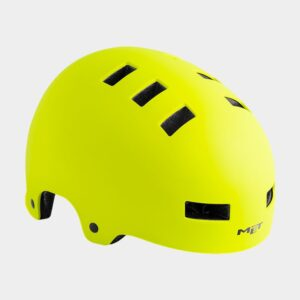 Cykelhjälm MET Zone Safety Yellow/Matt, Medium (56 - 59 cm)