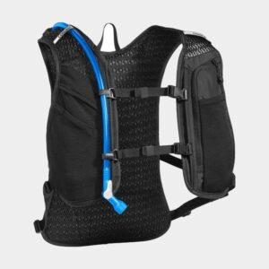 Cykelryggsäck Camelbak Chase 8 Vest Black, 8 liter + vätskebehållare (2 liter)