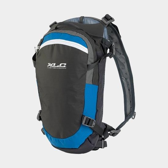 Cykelryggsäck XLC BA-S83, förberedd för vätskebehållare, 15 liter