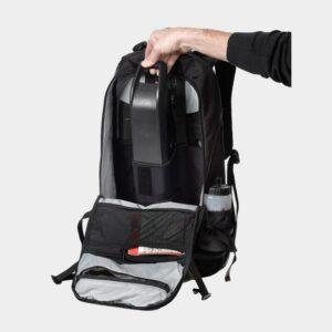 Cykelryggsäck XLC BA-S94, med batterifack, förberedd för vätskebehållare, 20 liter