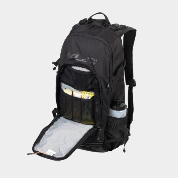 Cykelryggsäck XLC BA-S94, med batterifack, förberedd för vätskebehållare, 23 liter