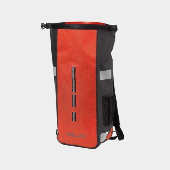 Cykelryggsäck XLC BA-W35 Red/Black, 25 liter