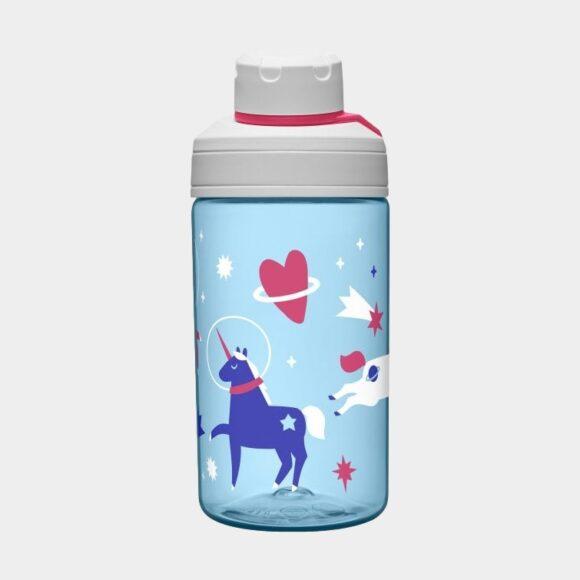 Flaska Camelbak Chute Mag Kids Space Unicorns, 0.4 liter