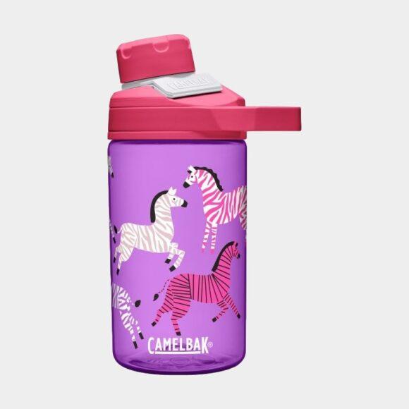 Flaska Camelbak Chute Mag Kids Zebras, 0.4 liter