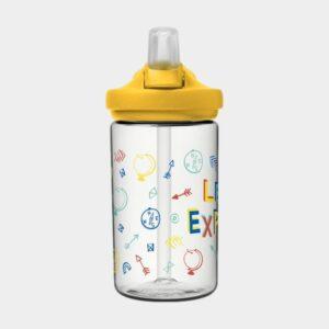 Flaska Camelbak Eddy+ Kids Let's Explore, 0.4 liter