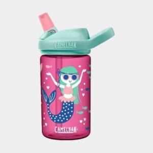 Flaska Camelbak Eddy+ Kids Mermaids & Narwhals, 0.4 liter