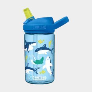 Flaska Camelbak Eddy+ Kids Sharks & Rays, 0.4 liter