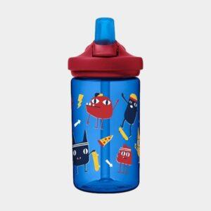 Flaska Camelbak Eddy+ Kids Skate Monsters, 0.4 liter