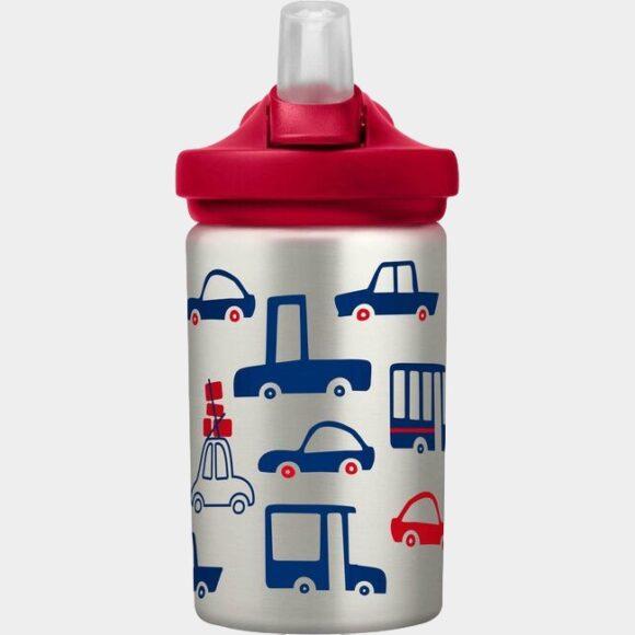 Flaska Camelbak Eddy+ Kids SST Cars & Trucks, 0.4 liter