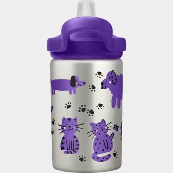 Flaska Camelbak Eddy+ Kids SST Cats & Dogs, 0.4 liter