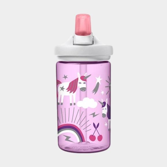 Flaska Camelbak Eddy+ Kids Unicorn Party, 0.4 liter