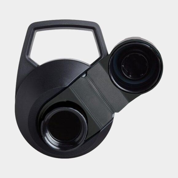 Lock till flaska Camelbak Cap Black, för Chute Mag och Eddy+