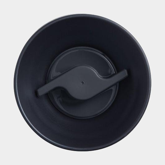 Lock till termosflaska Camelbak Hot Cap Cap Black