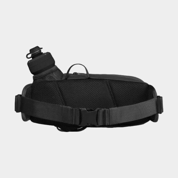 Midjeväska Camelbak Podium Flow Belt Black, 2 liter + flaska (0.6 liter)