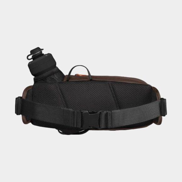 Midjeväska Camelbak Podium Flow Belt Camelflage/Brown Seal, 2 liter + flaska (0.6 liter)