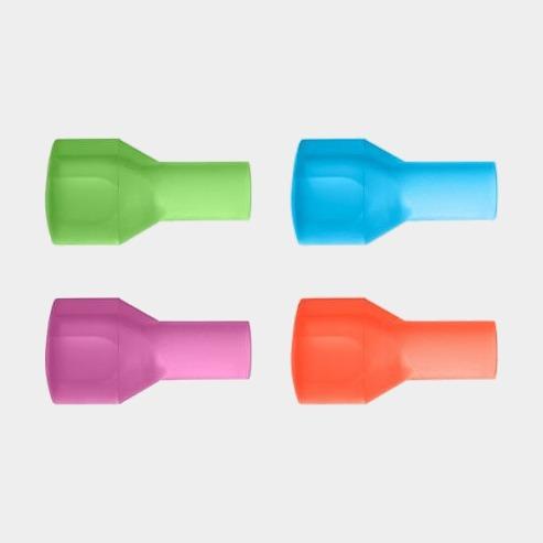 Munstycken till vätskebehållare Camelbak Big Bite Valve Color Pack, 4 olika färger