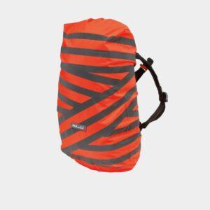 Regnskydd för ryggsäckar XLC Rain Cover Orange/Silver